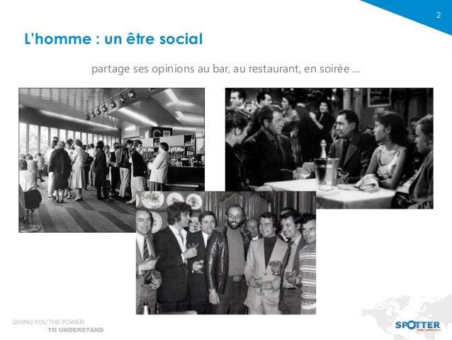 [Fr] Le Client Social : Conférence au Printemps des Etudes à Paris le 11 avril 2014 Slide 2