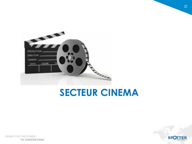 23 SECTEUR CINEMA