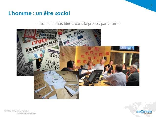 [Fr] Le Client Social : Conférence au Printemps des Etudes à Paris le 11 avril 2014 Slide 3
