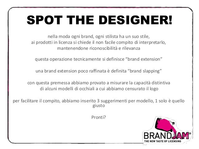 Spot The Designer 3 Minuti Di Fashion Quiz