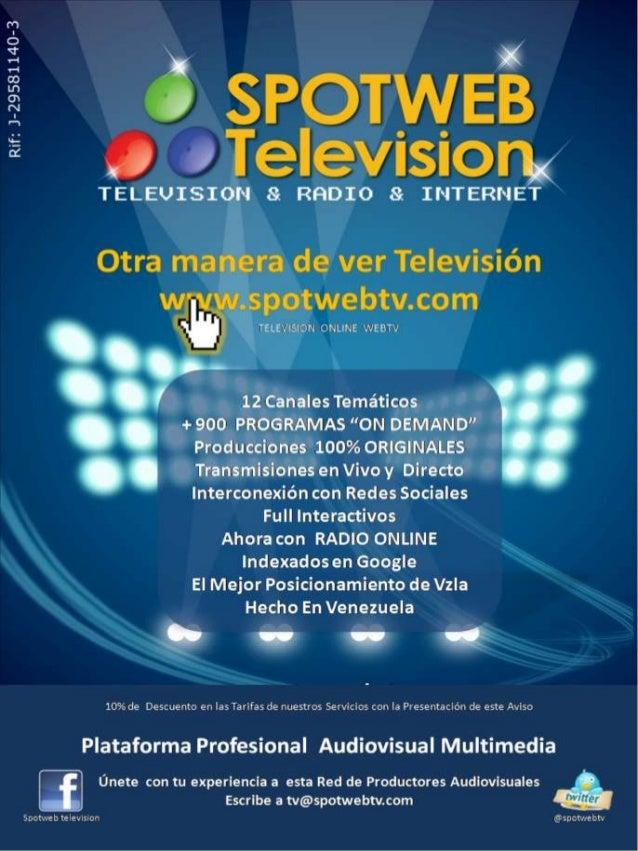 Spotwebtv:Television &Radio&News&Internet