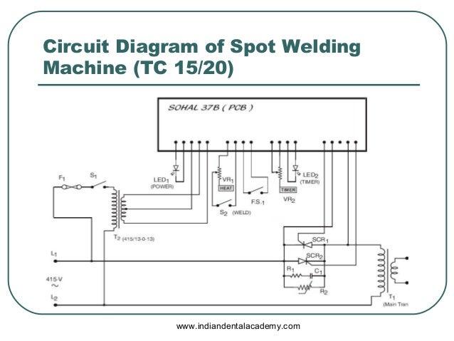 spot welding transformer diagram repair manual Spot Welding Electrodes