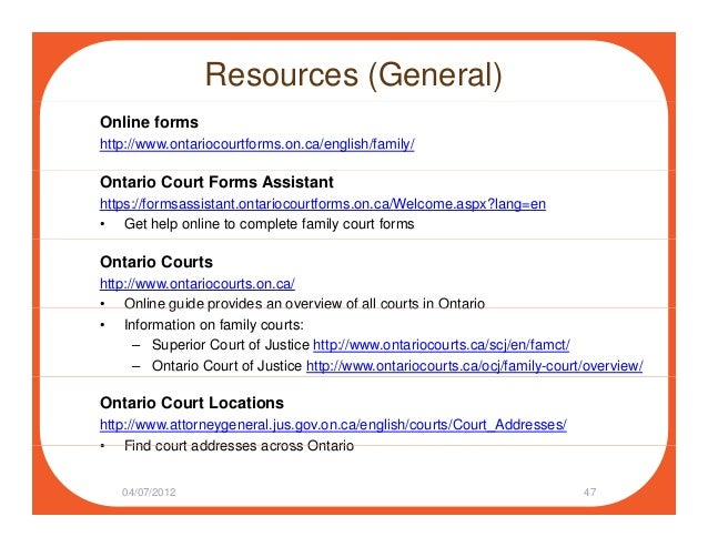 https www.attorneygeneral.jus.gov.ca english courts guides