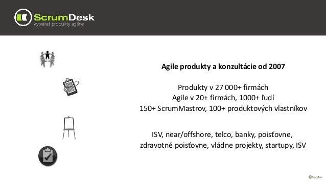 História Agile a prehľad agile praktík Slide 2