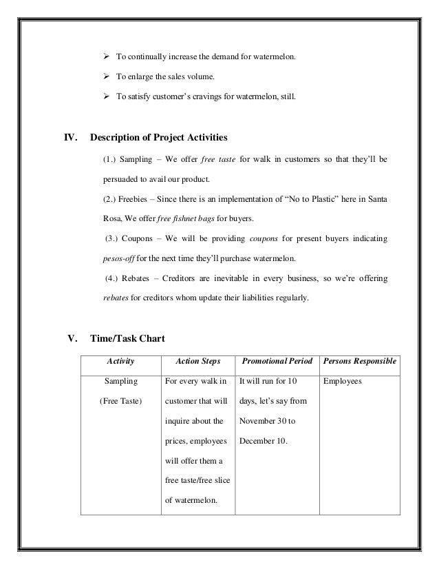 Superior SlideShare Idea Promotion Proposal Sample