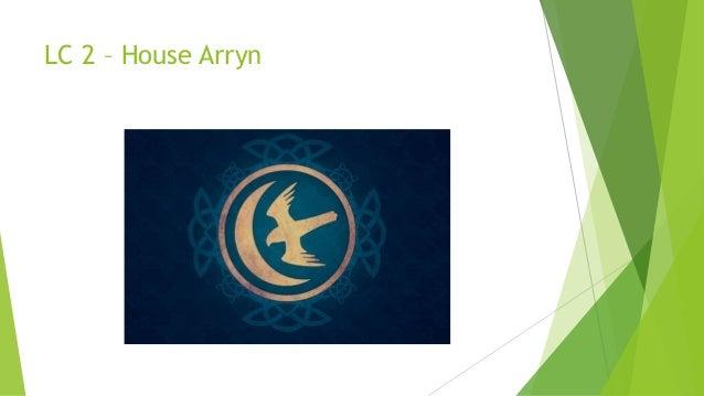 LC 2 – House Arryn