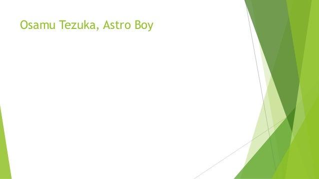 Osamu Tezuka, Astro Boy