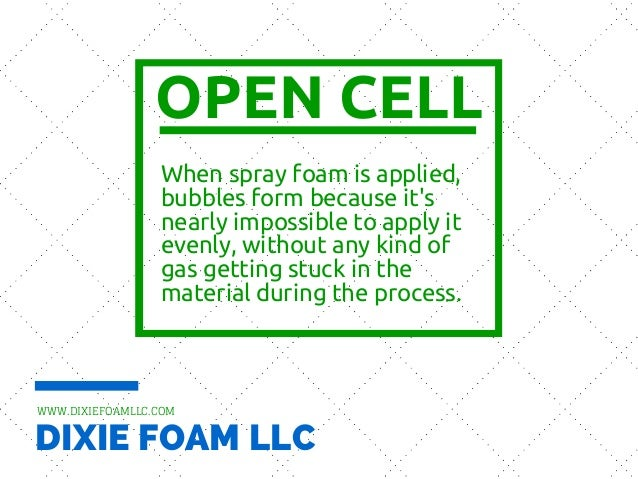Spray Foam Insulation Mississippi: Open Cell vs Closed Cell