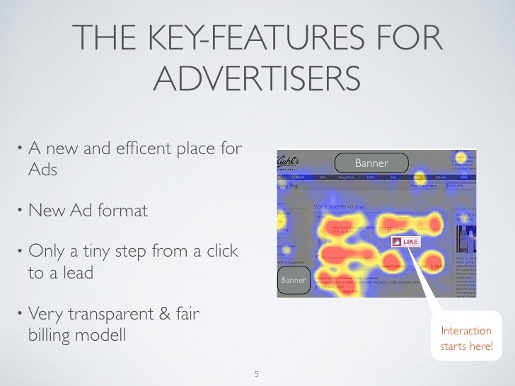 THE KEY-FEATURES FOR             ADVERTISERS•A new and efficent place for                                               Ban...