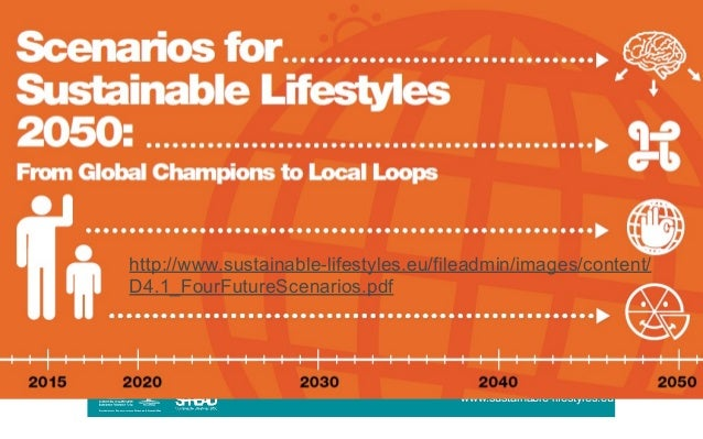http://www.sustainable-lifestyles.eu/fileadmin/images/content/  D4.1_FourFutureScenarios.pdf  www.sustainable-lifestyles.e...