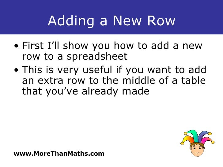 how to delete rows in spreadsheet