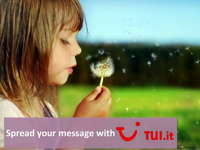 Spread your message with