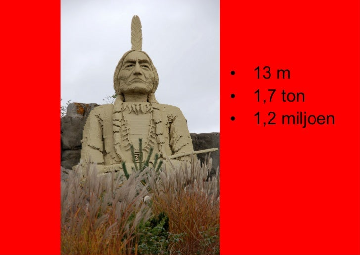 <ul><li>13 m </li></ul><ul><li>1,7 ton </li></ul><ul><li>1,2 miljoen </li></ul>