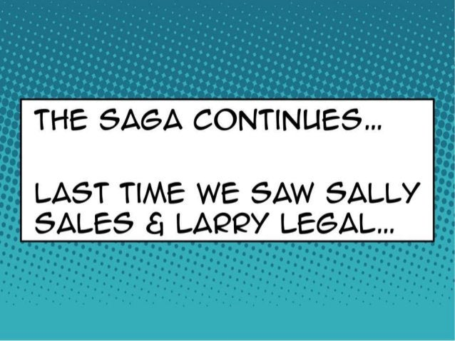 SpringCM's Relationship Therapy for Sales & Legal - Episode 2