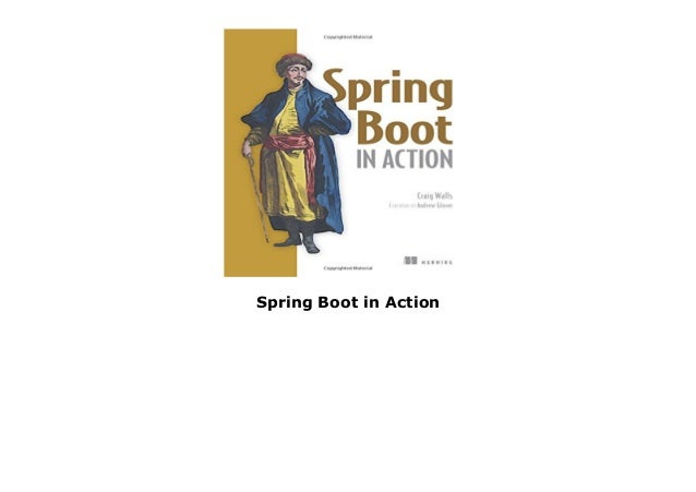 Spring Boot in Action