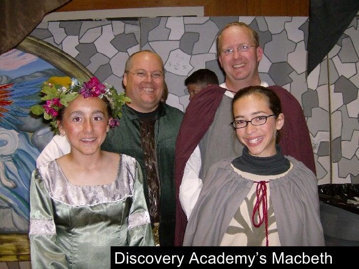 Discovery Academy's Macbeth