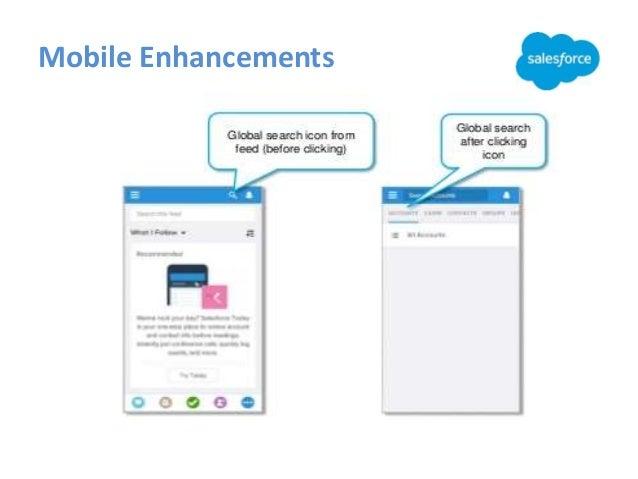 Mobile Enhancements