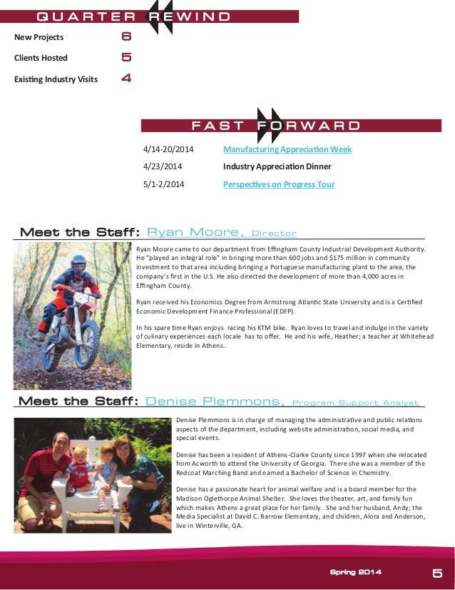 Spring 2014 EDQ Newsletter