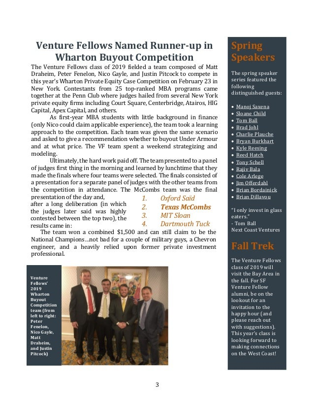 Spring 2018 VF Newsletter Slide 3