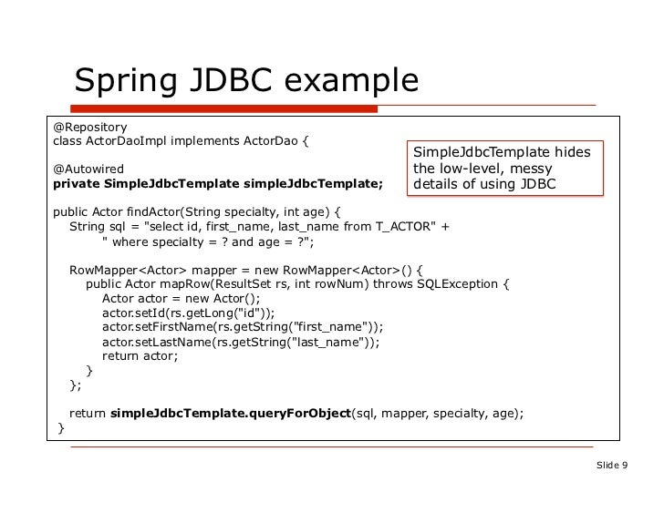 mongodb for java developers with spring data