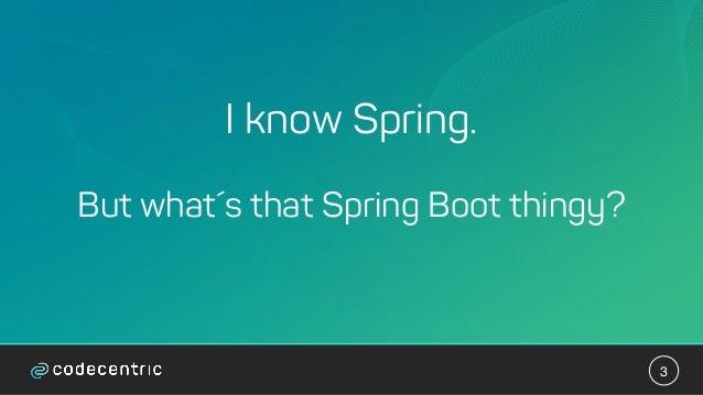 Spring Boot quickstart Slide 3
