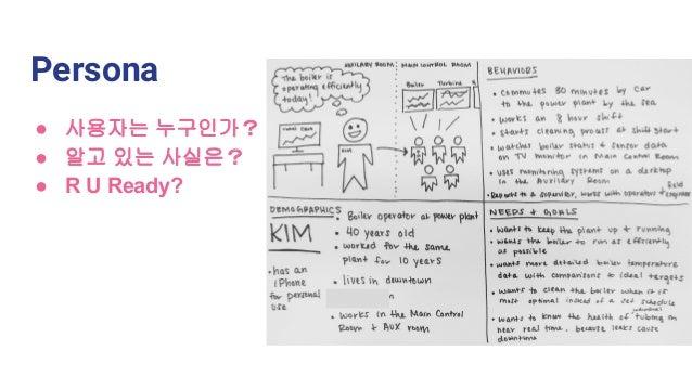 ● 제품에 영향을 미치는 모든 사람을 관계를 알고 있는가? ● 각자의 목표를 알고 있는가? Stakeholder Map