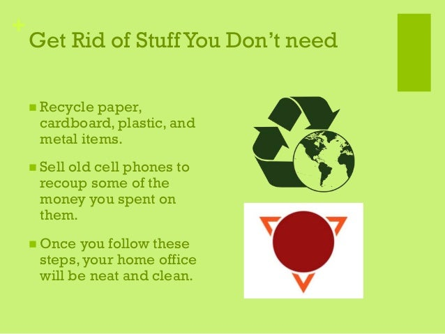 Spring Cleaning Tips For Your Home Office