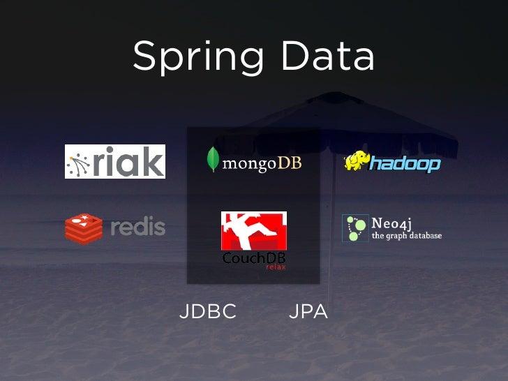 Spring Data  JDBC   JPA