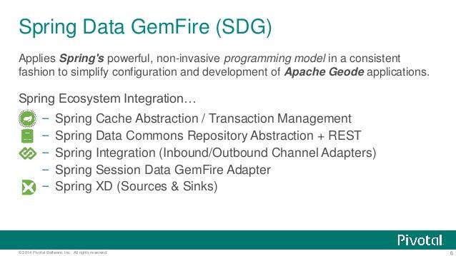 Gemfire Documentation Pdf Download