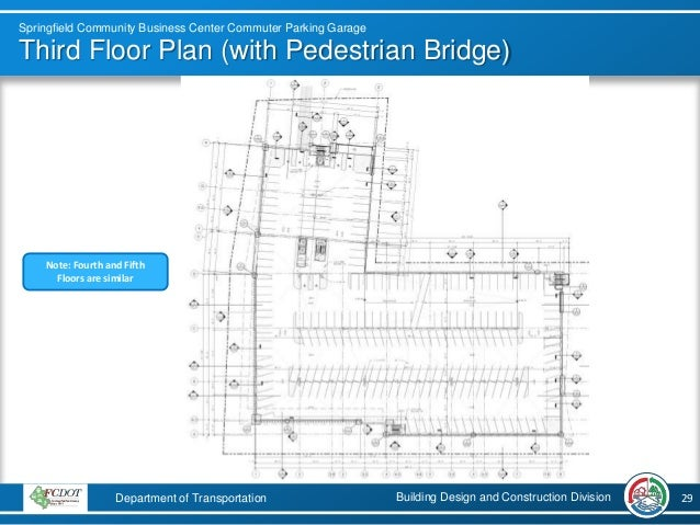 Springfield Community Business Center Commuter Parking Garage Design – Parking Garage Business Plan