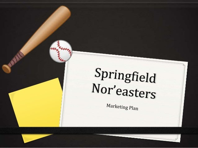 the springfield nor easter s maximizing revenues in the minor leagues case The springfield nor'easters: maximizing revenues in the minor the marketing director of a new minor-league baseball team assignment as part of case.