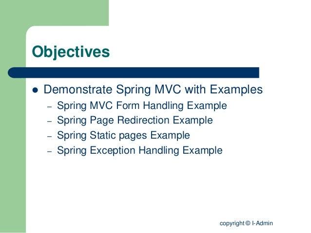 Spring MVC 3 0 Framework (sesson_2)