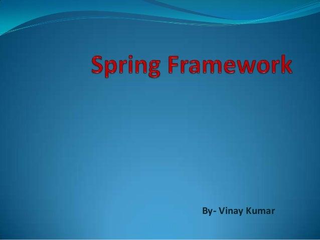 By- Vinay Kumar