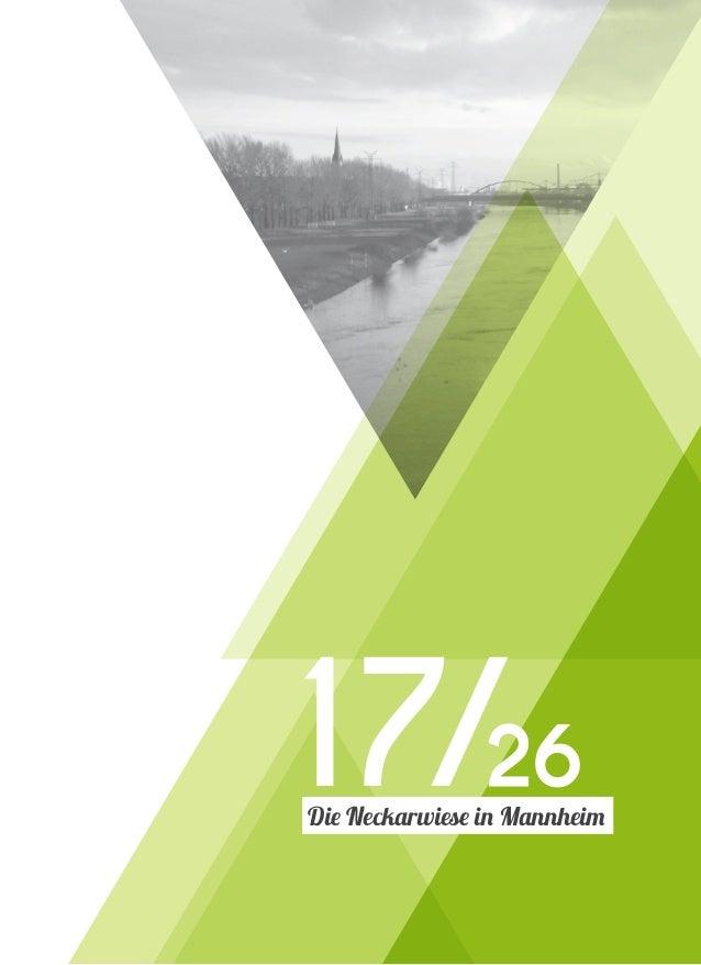 17/26 Die Neckarwiese in Mannheim