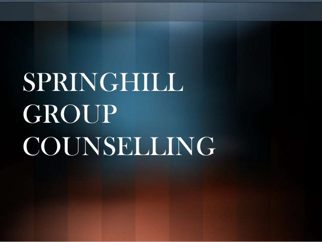SPRINGHILLGROUPCOUNSELLING