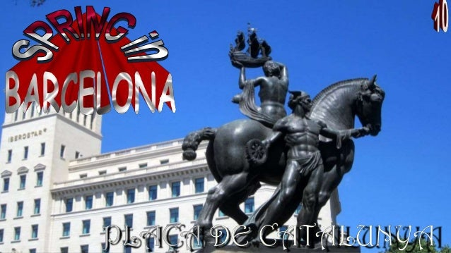 Plaça de Catalunya is regarded as the central most point of Barcelona city centre and, for many travelers, will also be th...