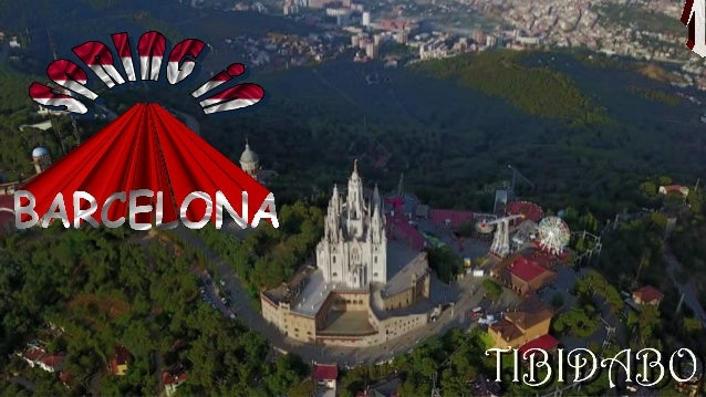 Tibidabo is a mountain overlooking Barcelona, Catalonia, Spain. At 512 metres, it is the tallest mountain in the Serra de ...