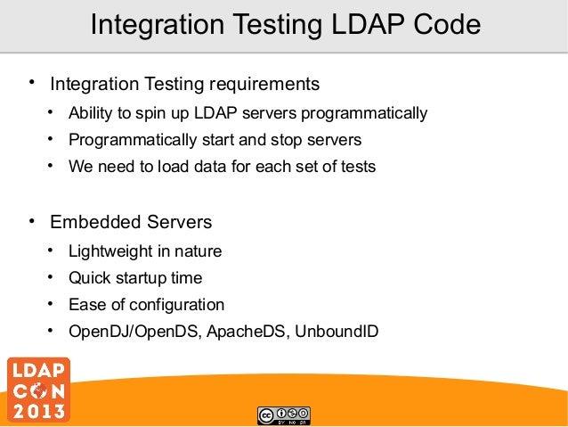 How to connect LDAP server using Spring LDAP framework ...