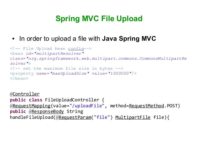 Java Spring MVC Framework with AngularJS by Google and HTML5