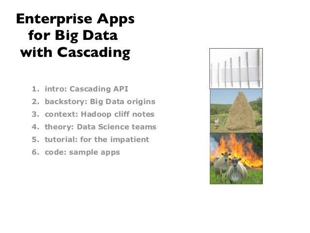 Intro to Cascading (SpringOne2GX) Slide 3