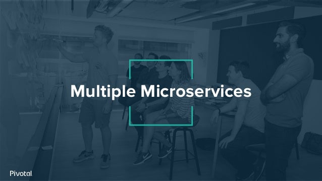 Multiple Microservices
