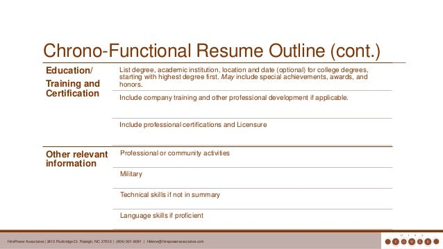 How To List Education Without Degree On Resume