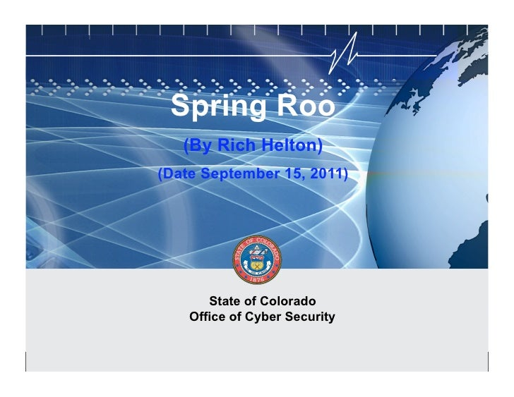 CYBER SECURITY   INFORMATION TECHNOLOGY   CRITICAL INFRASTRUCTURE   HOMELAND SECURITY   MULTI-USER NETWORK CYBER SECURITY ...
