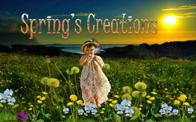 Spring's Creations