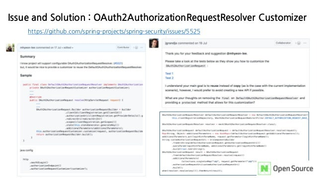 Issue and Solution : OAuth2AuthorizationRequestResolver Customizer https://github.com/spring-projects/spring-security/issu...
