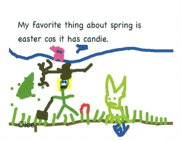 Our Favorite Things About Spring Slide 2
