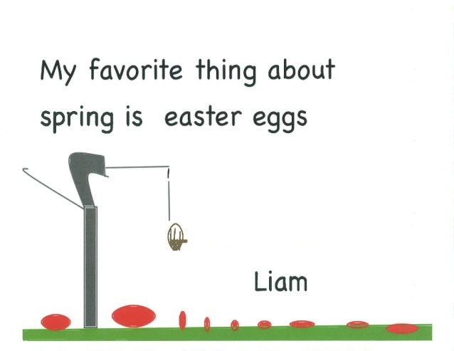 Our Favorite Things About Spring Slide 3