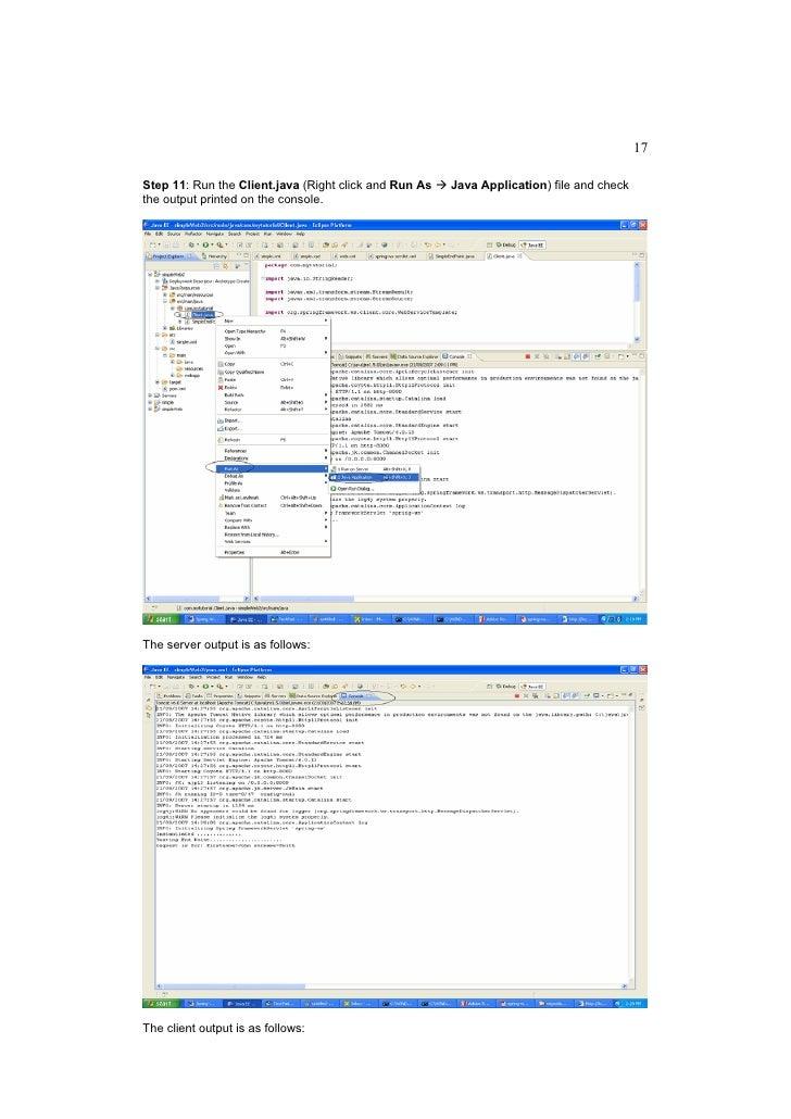 java j2ee companion pdf web service