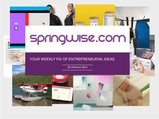 Springwise New Business Ideas