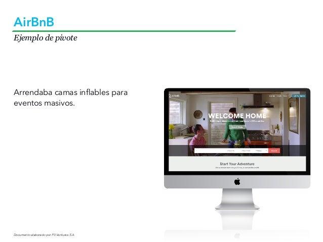 Documento elaborado por P3 Ventures S.A. Webvan Inversión de us$500 millones